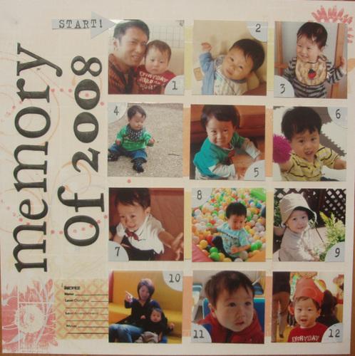 memory of 2008